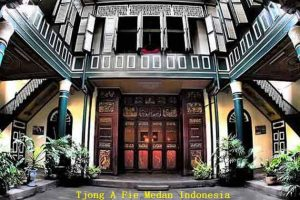 Tjong A Fie Medan Indonesia