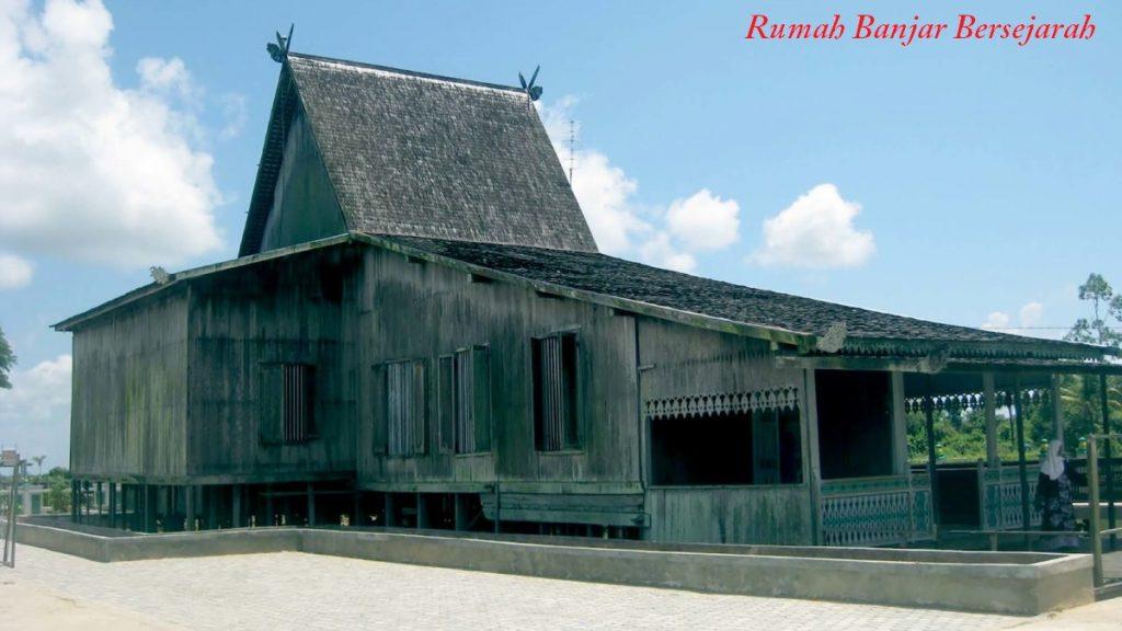 Rumah Banjar Bersejarah