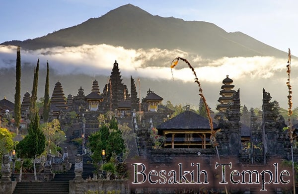 Historic Tourist Places in Bali