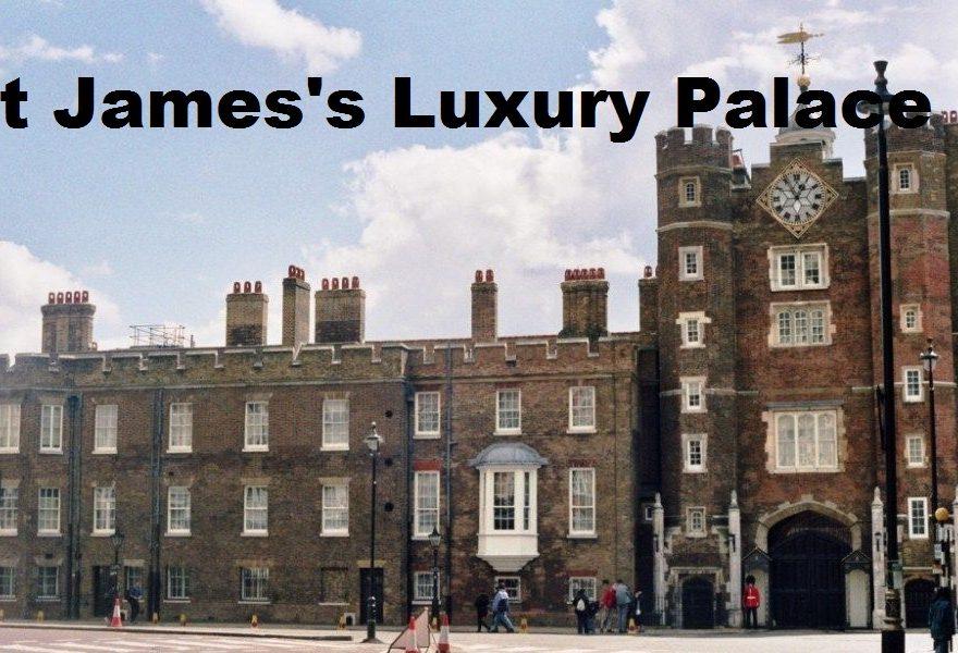 St James's Luxury Palace