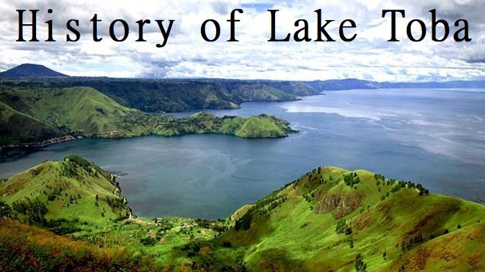 History of Lake Toba
