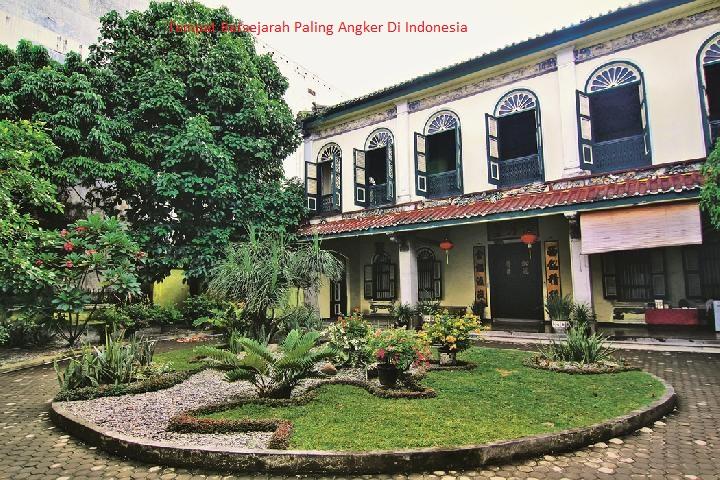 Tempat Bersejarah Paling Angker Di Indonesia